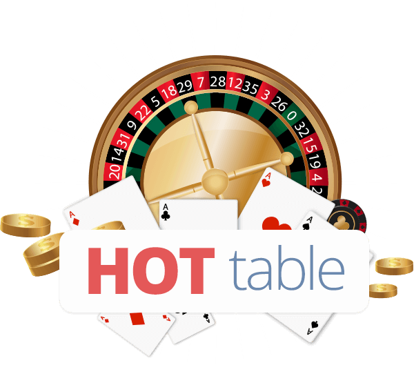 Hot Table – Casino WordPress Theme