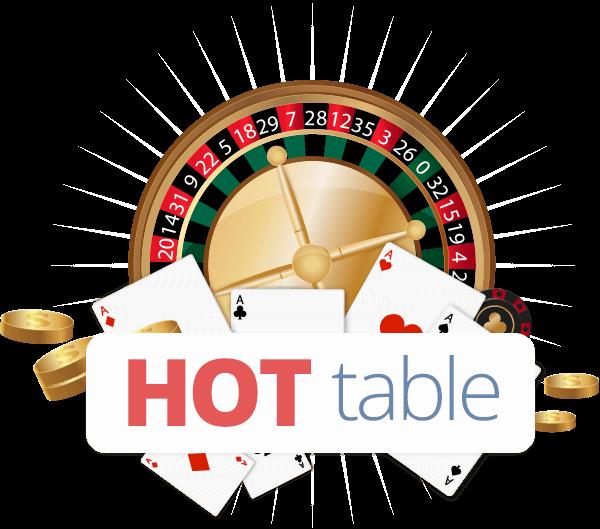 Hot Table – Casino WordPress Theme